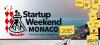bannière start up week-end Monaco